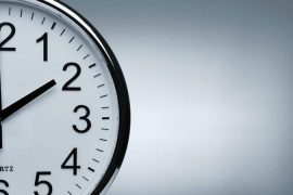 Hora oficial de Chile