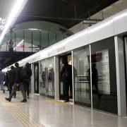 Impacto de la Línea 6 en la red de Metro.