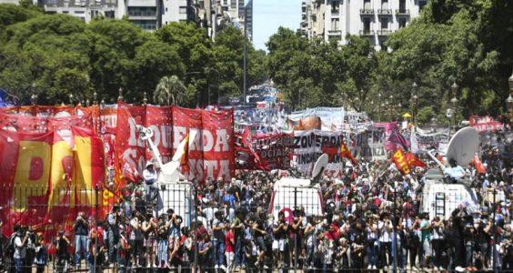 Congreso Argentino aprueba polemica reforma previsional