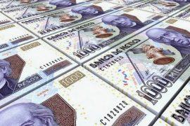 Peso Mexicano a Peso Chileno