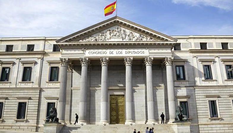 El Congreso español rechaza el proyecto de Presupuesto 2019