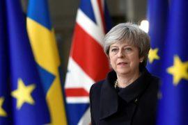 Theresa May propone al Parlamento Británico retrasar el Brexit