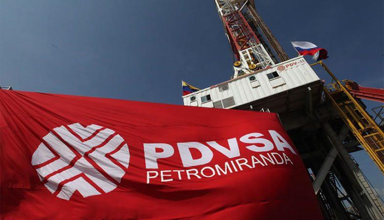 EE.UU. implementa sanciones contra la petrolera PDVSA