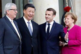 Visita estratégica de Xi Jinping a Italia, Mónaco y Francia