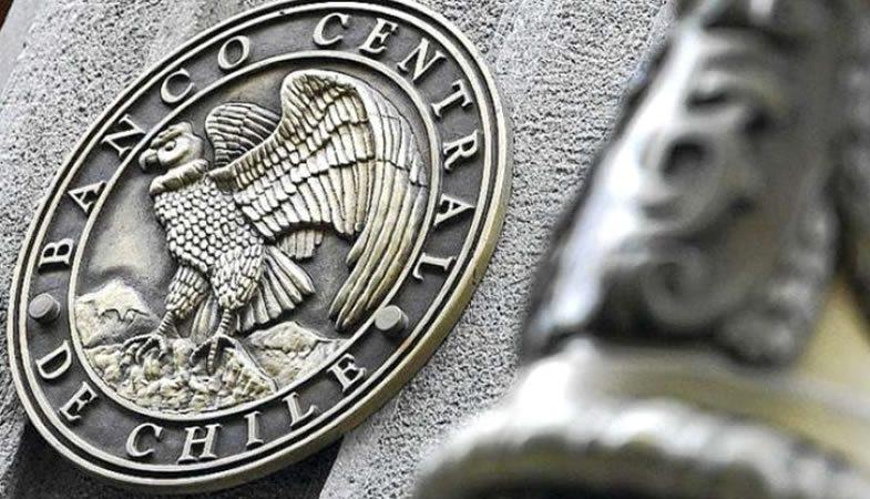 IPoM: Banco Central disminuye proyección de crecimiento para 2019
