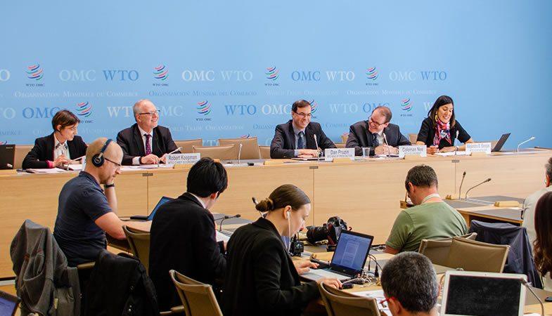 La OMC reduce proyección de crecimiento mundial