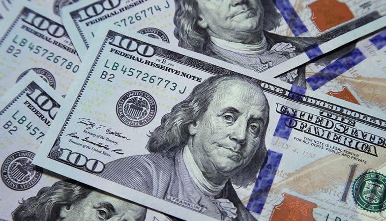 Dólar se cotiza en 724 pesos