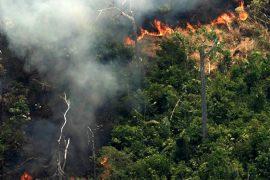 Brasil aceptará la ayuda del G7 para combatir los incendios en la Amazonía