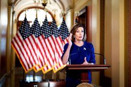 Los demócratas inician proceso de 'impeachment' contra Donald Trump