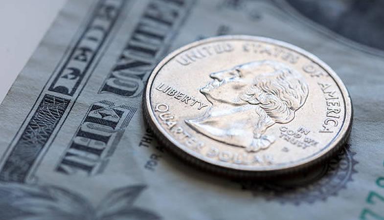 Valor dólar para Chile el día dehoy