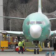 Boeing suspende temporalmente la fabricación de los aviones 737 MAX
