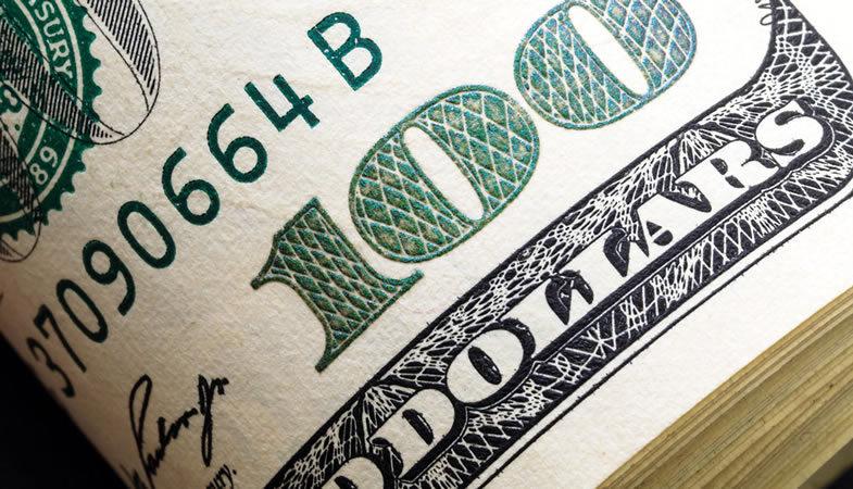 Valor del dólar hoy