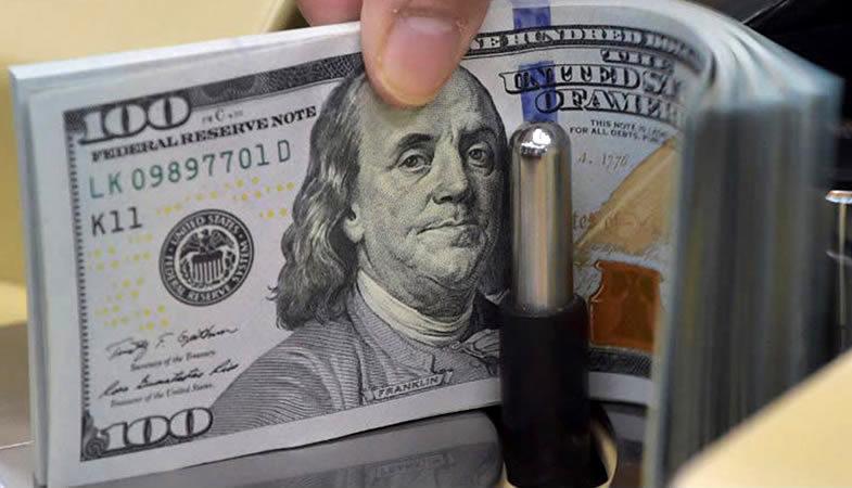 Dólar en pesos chilenos hoy