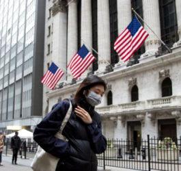 Estados Unidos registra cifra récord de contagios por covid-19