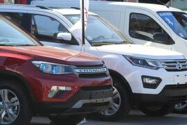 Autos Chinos en Chile, conozca las marcas más vendidas en el país