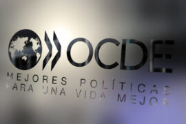 OCDE proyecta que la tasa mínima sobre ganancias de multinacionales podria ser inferior al 21%